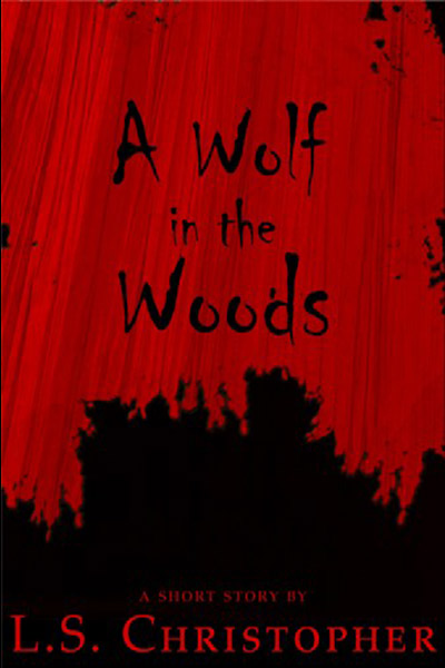 A Wolf in the Woods cover